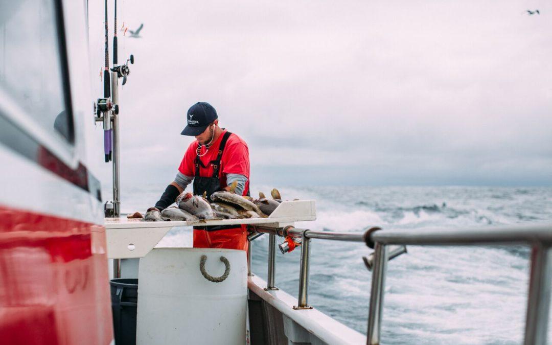 An Adventure on the Sea: Fishing off the Washington Coast