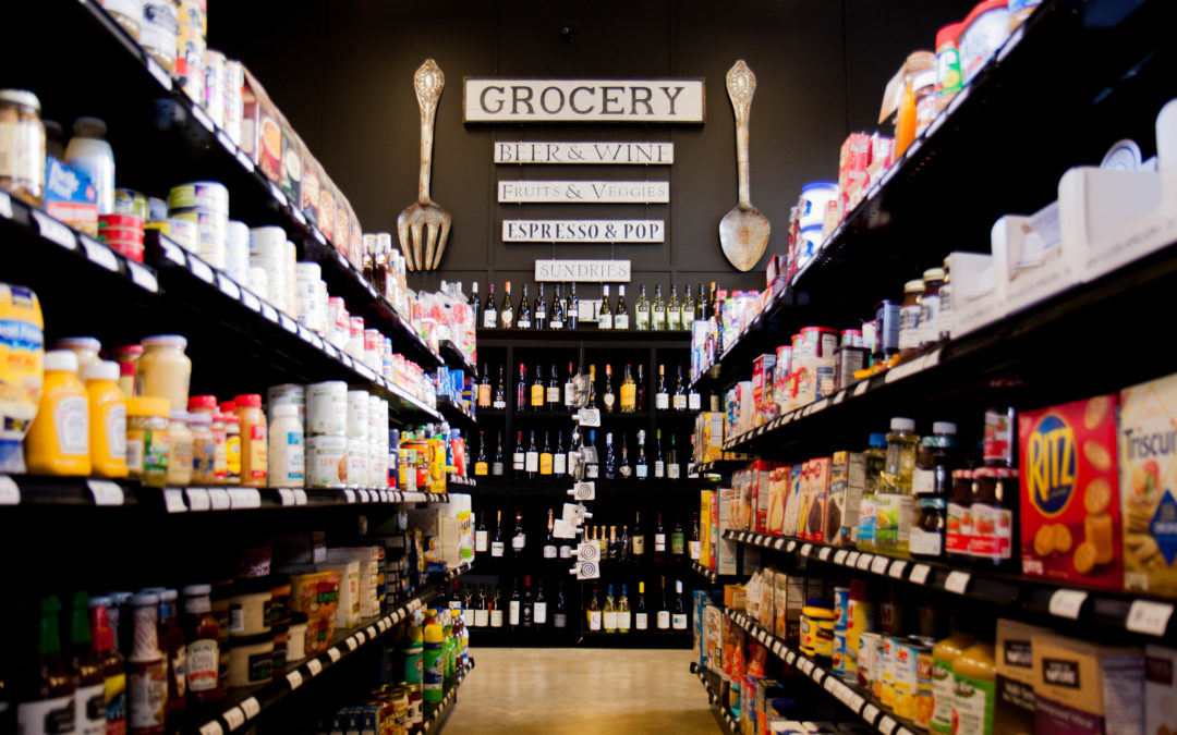 Local Food & Grocery Shopping in Grays Harbor